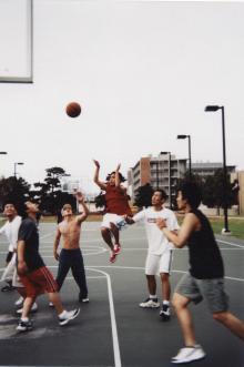 Coach「Chikahiro Nagata」Basketball・Life-サンディエゴ大学2